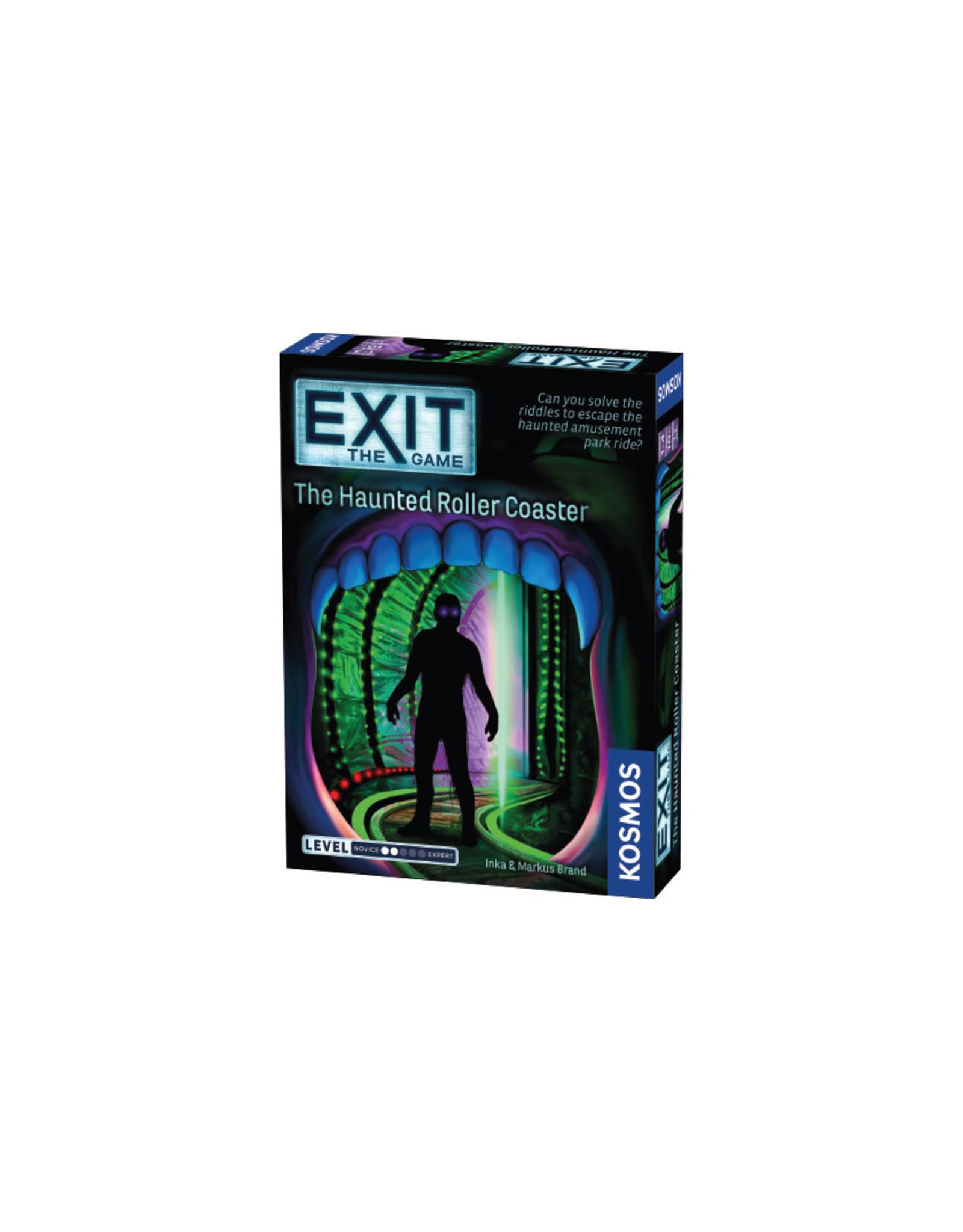 Kosmos EXIT The Haunted Roller Coaster