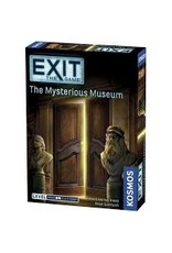 Kosmos EXIT The Mysterious Museum