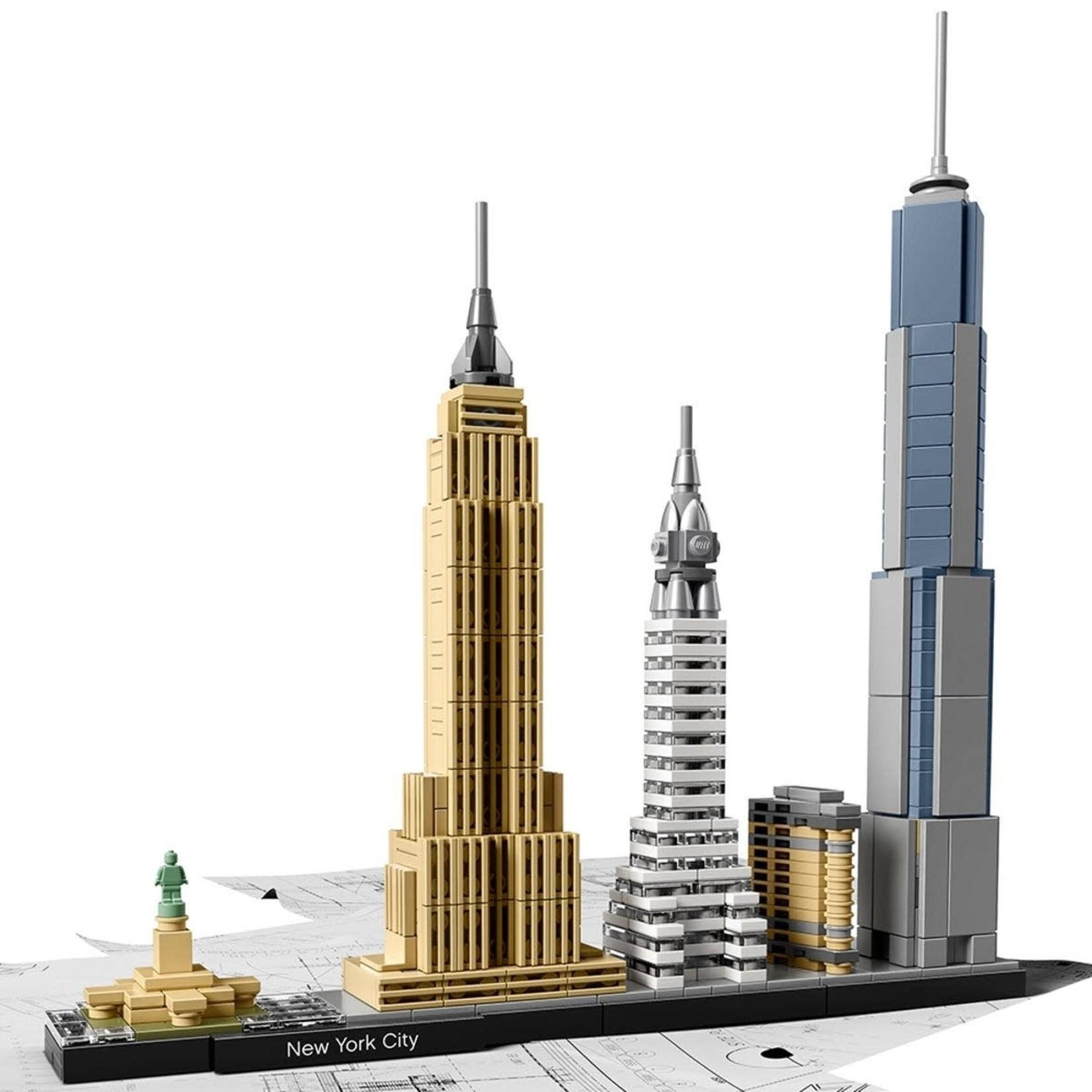 LEGO LEGO Architecture New York City