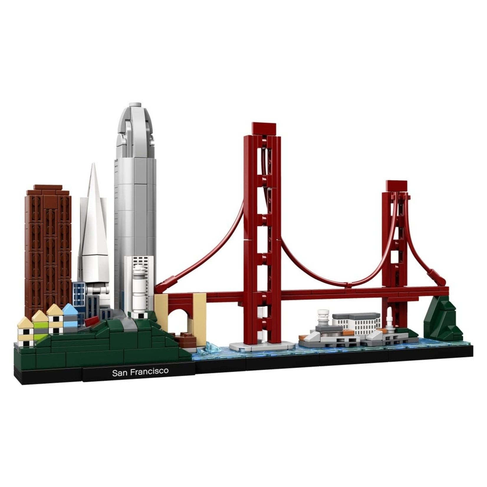 LEGO LEGO Architecture San Francisco