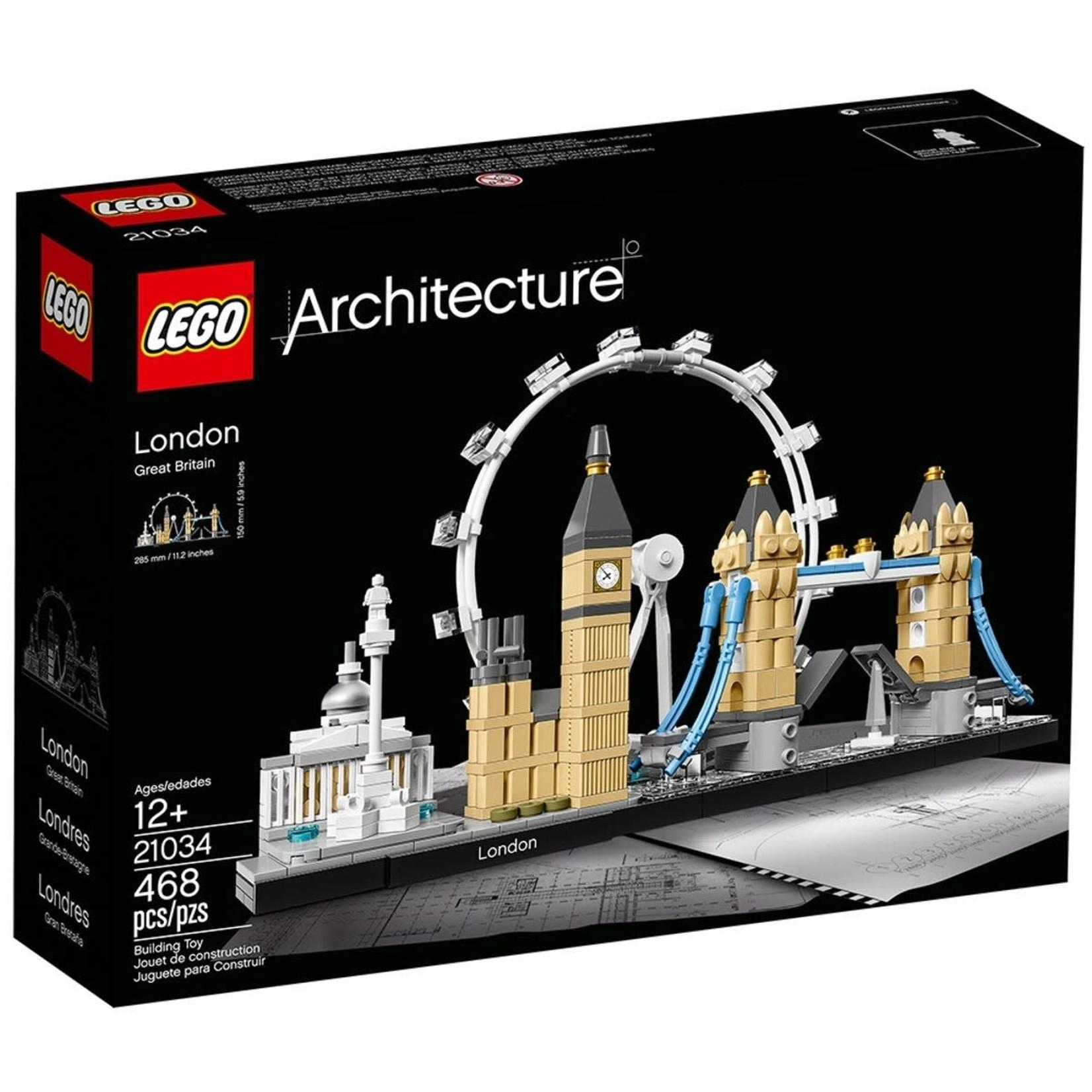 LEGO LEGO Architecture London