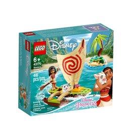LEGO LEGO Disney Moana's Ocean Adventure