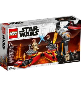 LEGO LEGO SW Duel on Mustafar