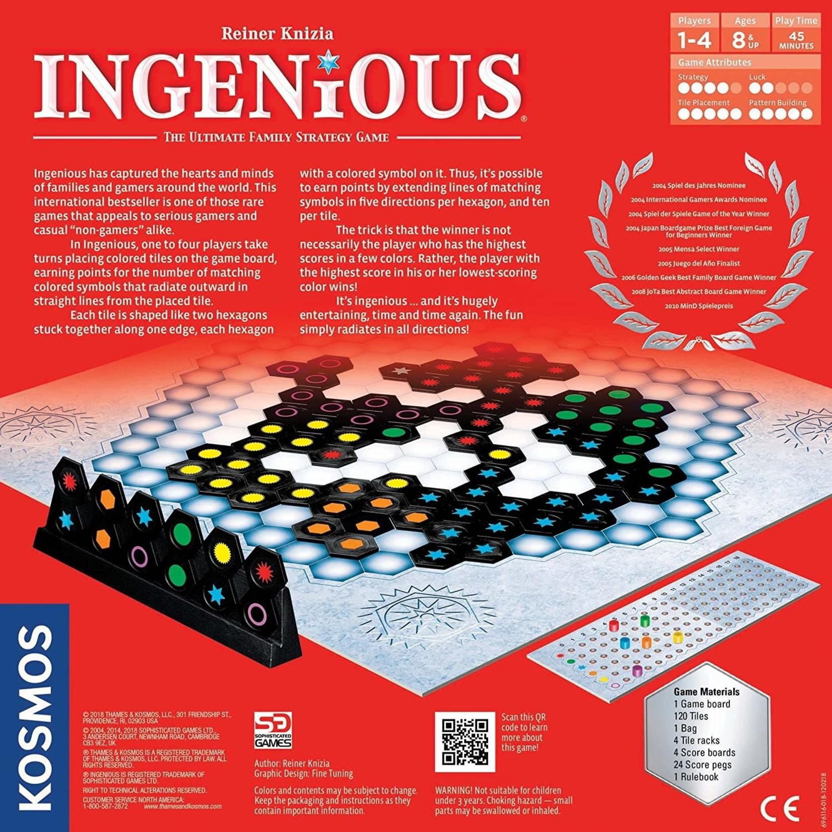 Kosmos Ingenious