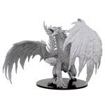 WizKids Pathfinder Minis (unpainted): Gargantuan Red Dragon 73144