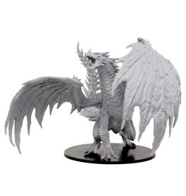 WizKids Pathfinder Minis (unpainted): Gargantuan Red Dragon 73144