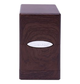 Ultra Pro Satin Tower Forest Oak Deck Box