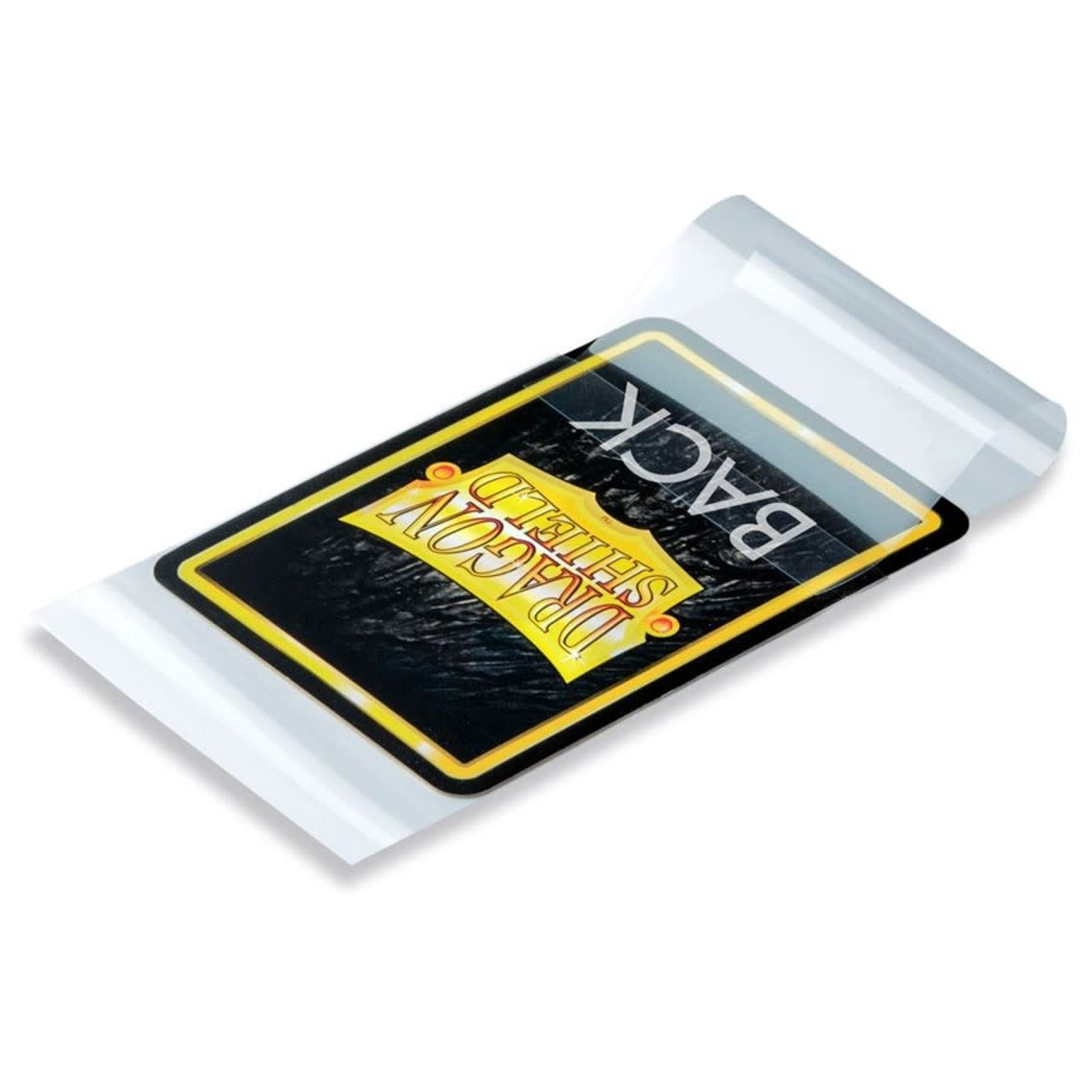 Dragon Shield Dragon Shield Perfect Fit Sealable Clear Card Sleeves (100)