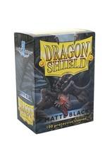 Dragon Shield Dragon Shield Matte Black Card Sleeves (100)