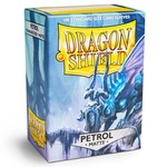 Dragon Shield DS Matte Petrol Card Sleeves (100)