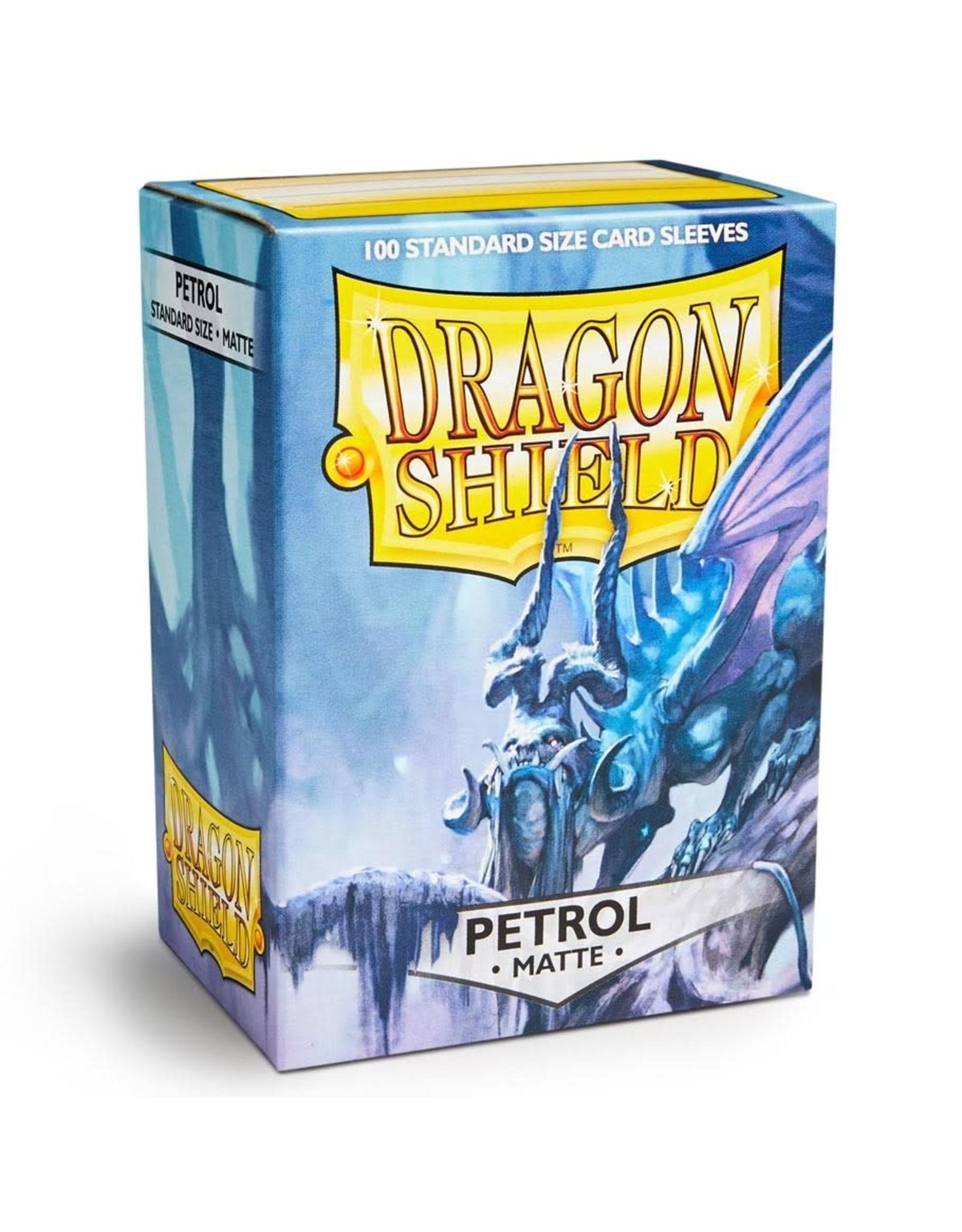 Dragon Shield Dragon Shield Matte Petrol Card Sleeves (100)
