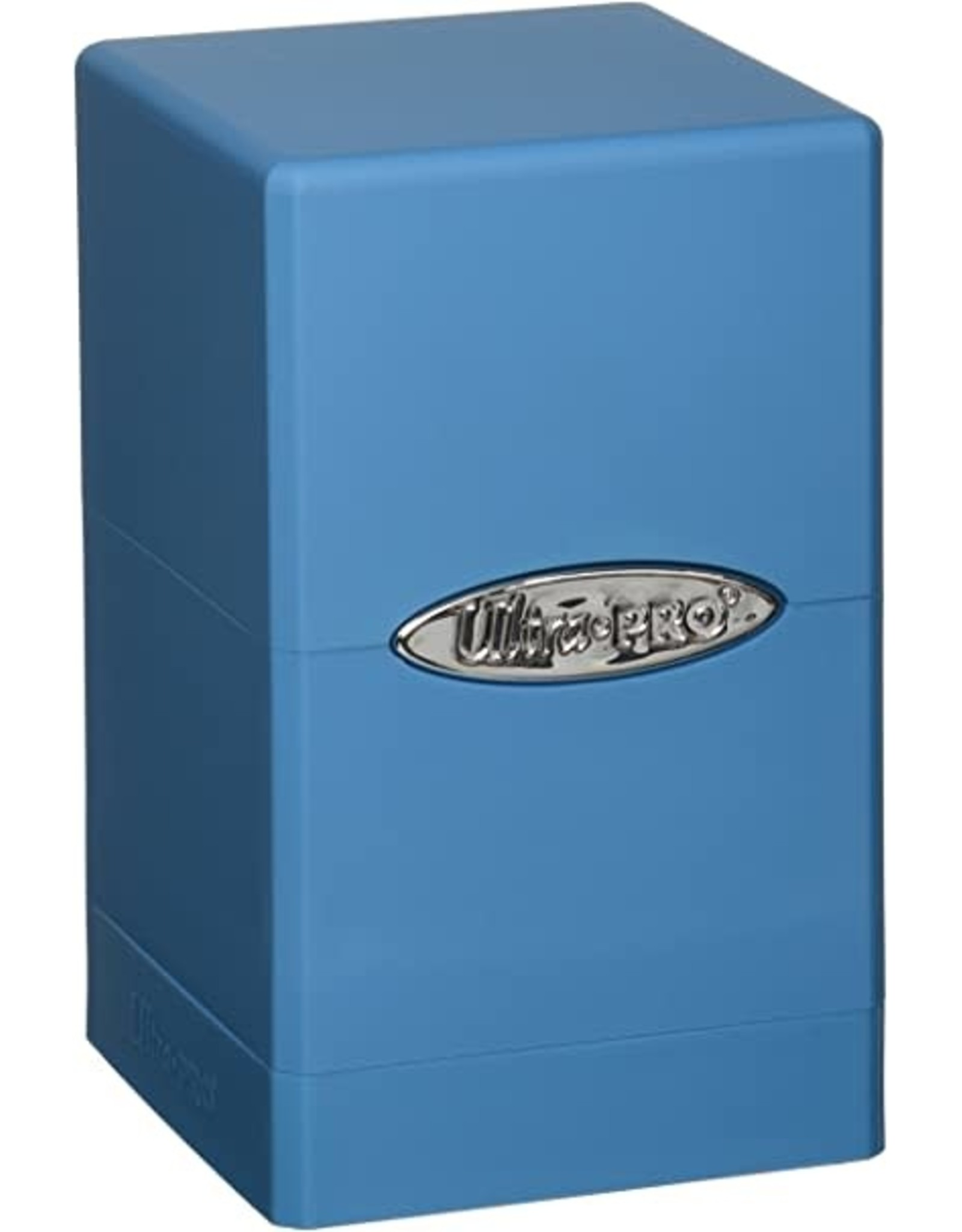 Ultra Pro Ultra Pro: Satin Tower Light Blue Deck Box