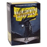Dragon Shield DS Matte Jet Card Sleeves (100)