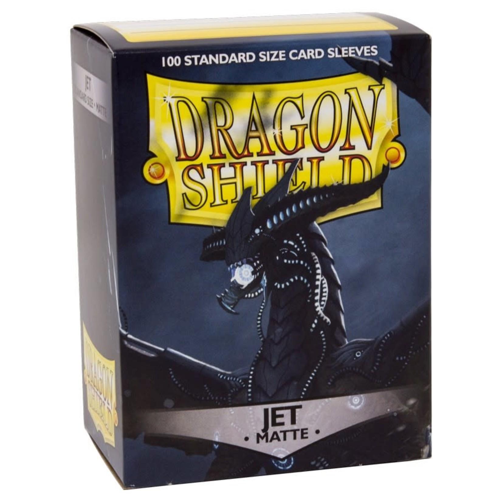 Dragon Shield Dragon Shield Matte Jet Card Sleeves (100)