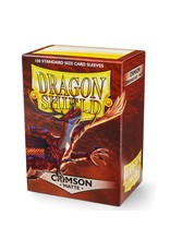 Dragon Shield Dragon Shield Matte Crimson Card Sleeves (100)