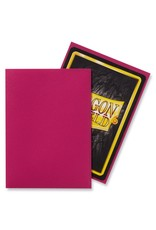 Dragon Shield Dragon Shield Matte Magenta Card Sleeves (100)