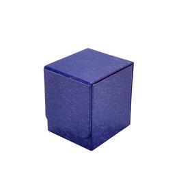 Dex Protection Creation Small Dark Blue Deck Box
