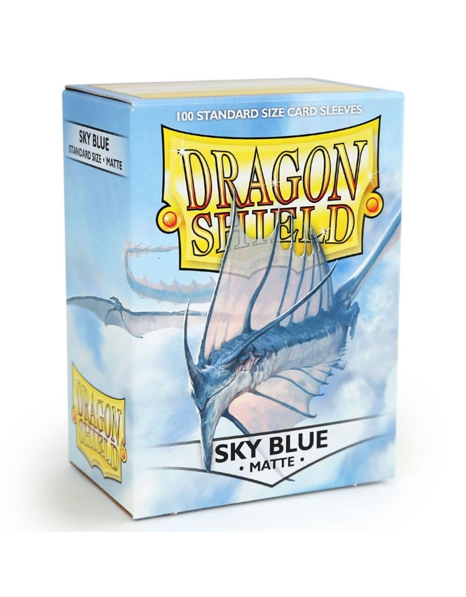 Dragon Shield Dragon Shield Matte Sky Blue Card Sleeves (100)