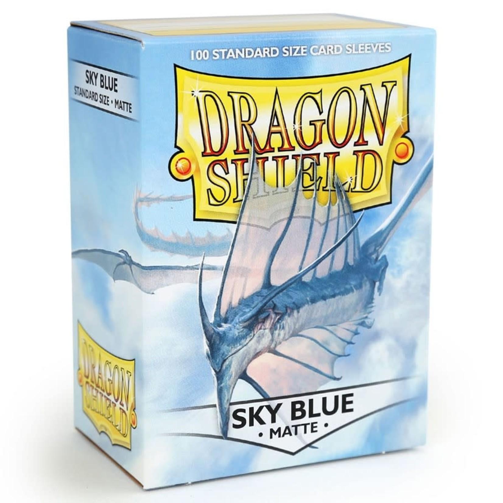 Dragon Shield Dragon Shield Matte Sky Blue Card Sleeves (100)