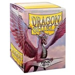 Dragon Shield DS Matte Pink Card Sleeves (100)