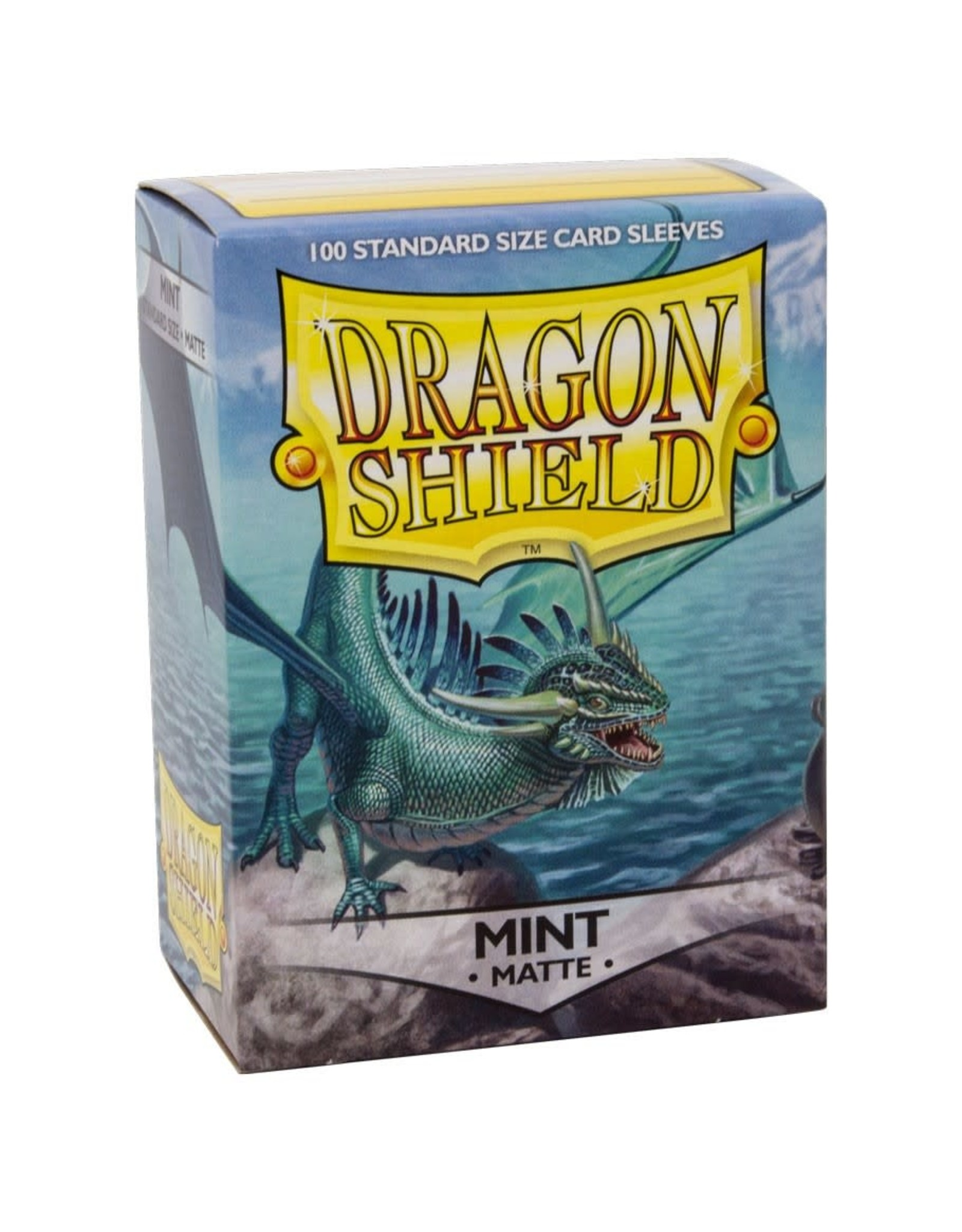 Dragon Shield Dragon Shield Matte Mint Card Sleeves (100)