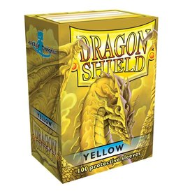 Dragon Shield DS Yellow Card Sleeves (100)