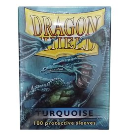 Dragon Shield DS Turquoise Card Sleeves (100)