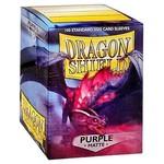 Dragon Shield DS Matte Purple Card Sleeves (100)