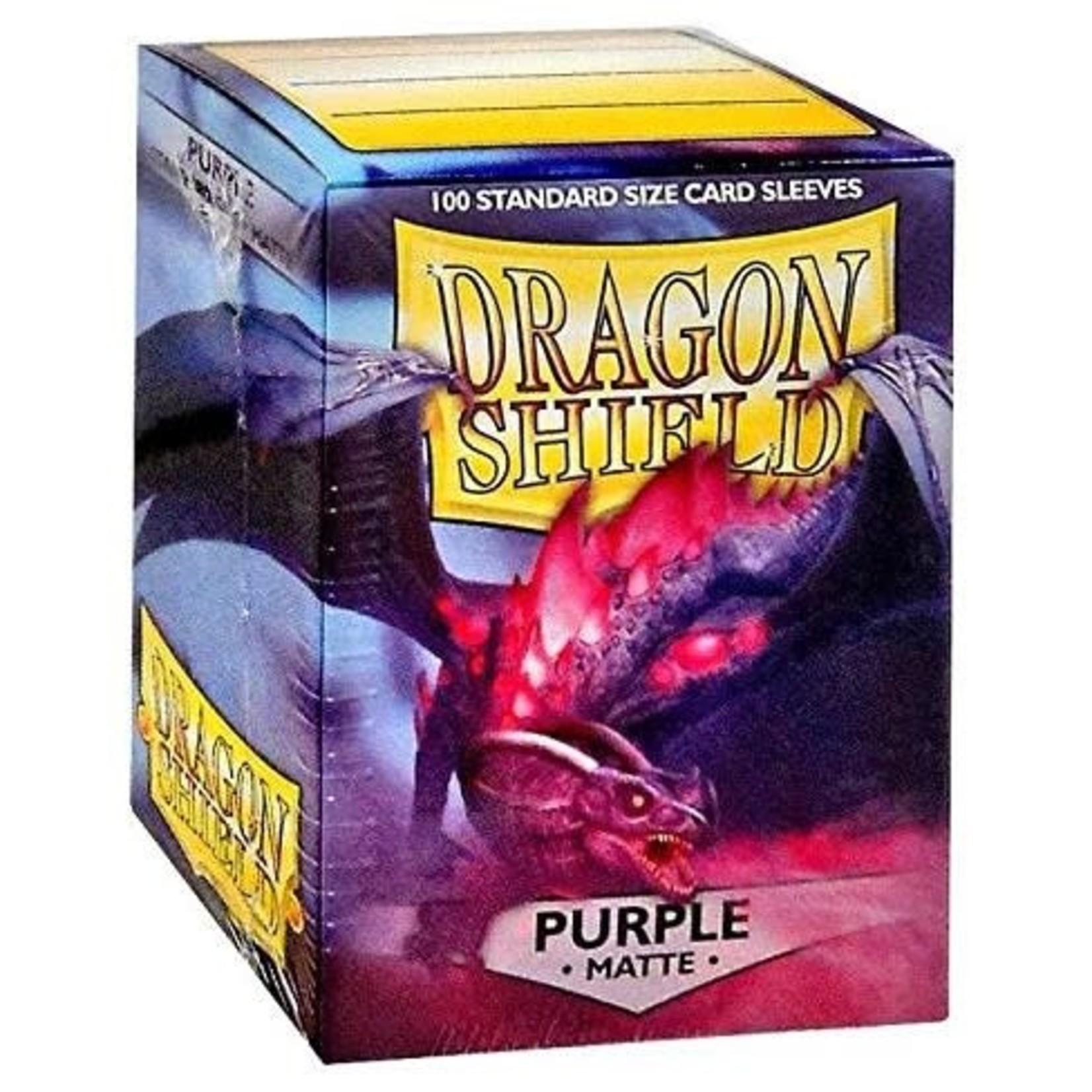 Dragon Shield Dragon Shield Matte Purple Card Sleeves (100)
