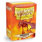 Dragon Shield DS Matte Orange Card Sleeves (100)