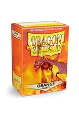 Dragon Shield Dragon Shield Matte Orange Card Sleeves (100)