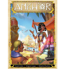 Space Cowboys Ankh'or