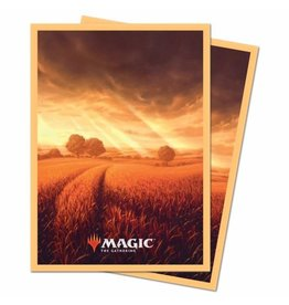 Ultra Pro Card Sleeves MTG Lands Plains (100)