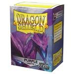 Dragon Shield DS Matte Non-Glare Purple Card Sleeves (100)