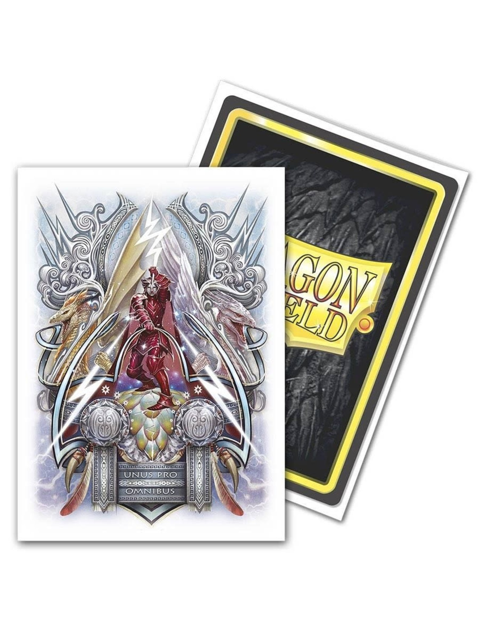 Dragon Shield Dragon Shield Lane Thunderhoof Coat of Arms Brushed Art Card Sleeves (100)