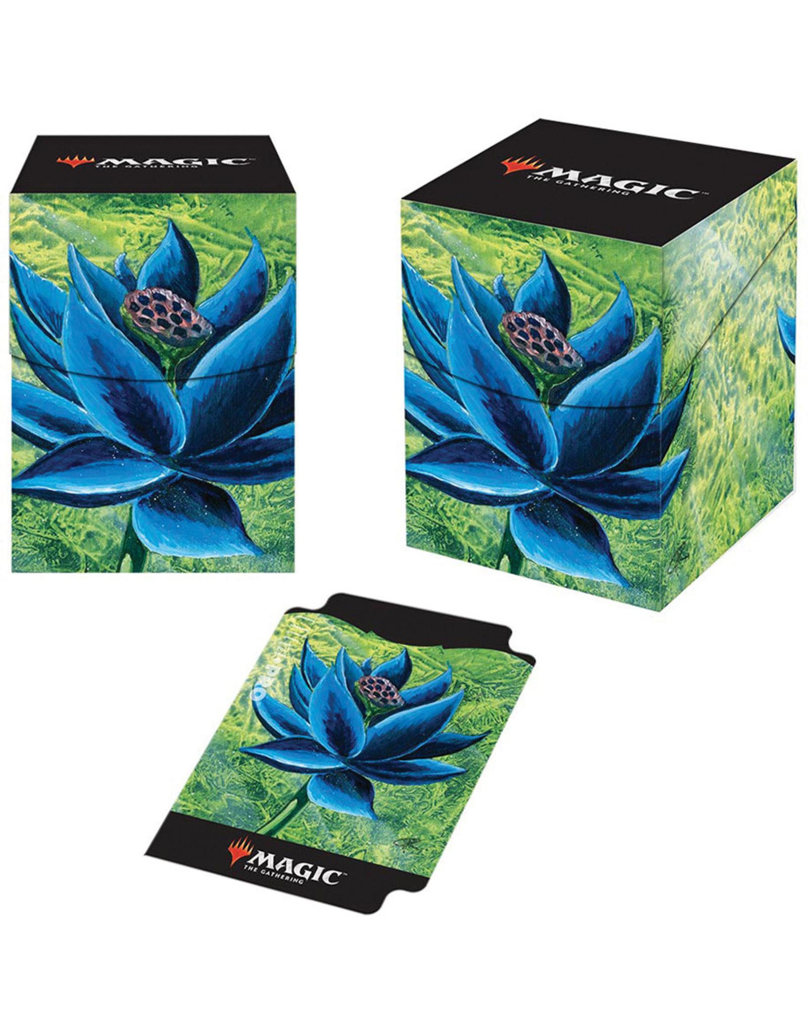 Ultra Pro Deck Box PRO 100+  MTG Black Lotus