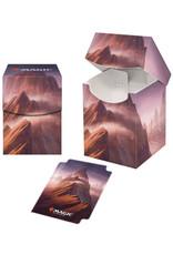 Ultra Pro Deck Box Pro 100 MTG Unstable Mountain