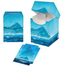 Ultra Pro Deck Box Pro 100 MTG Unstable Island