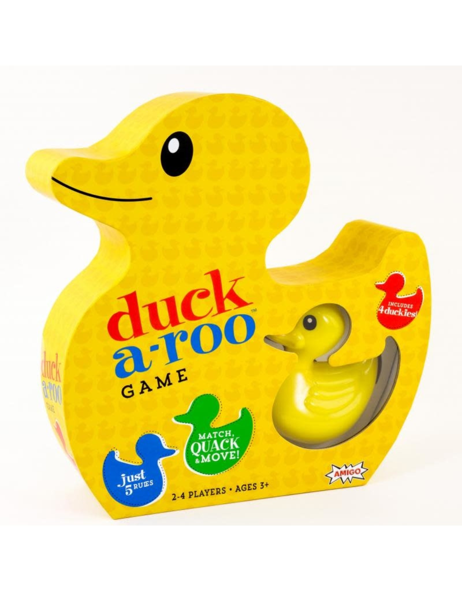 Amigo Games Duck-A-Roo
