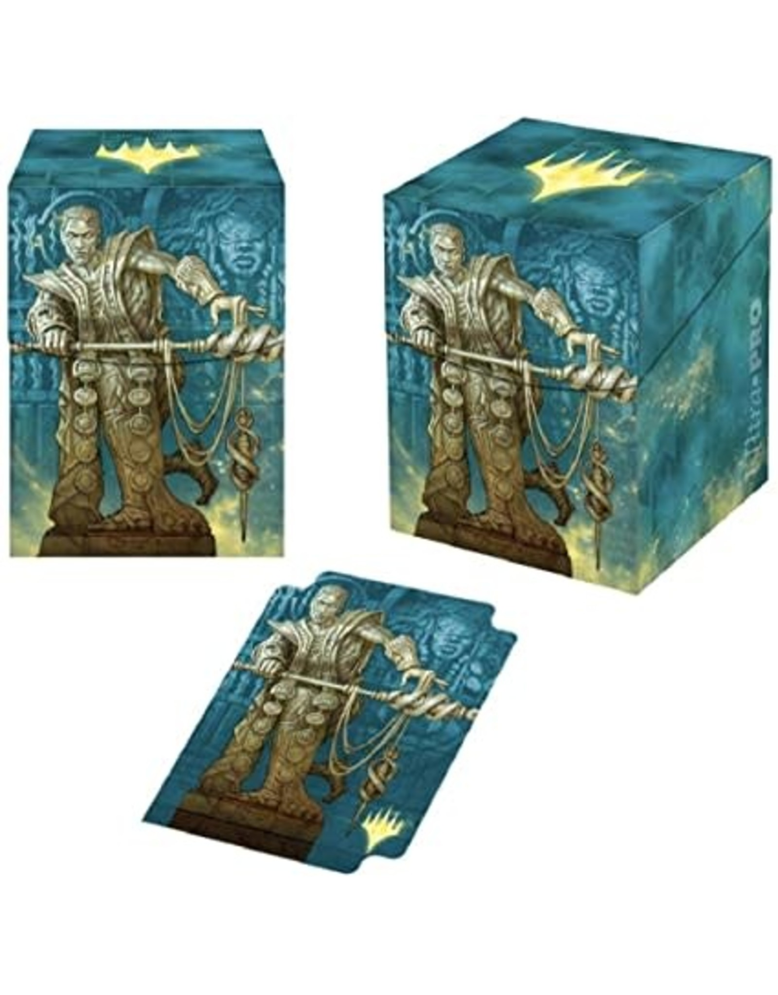 Ultra Pro Deck Box MTG Theros Beyond Alt Art v2 - Calix Destinys Hand