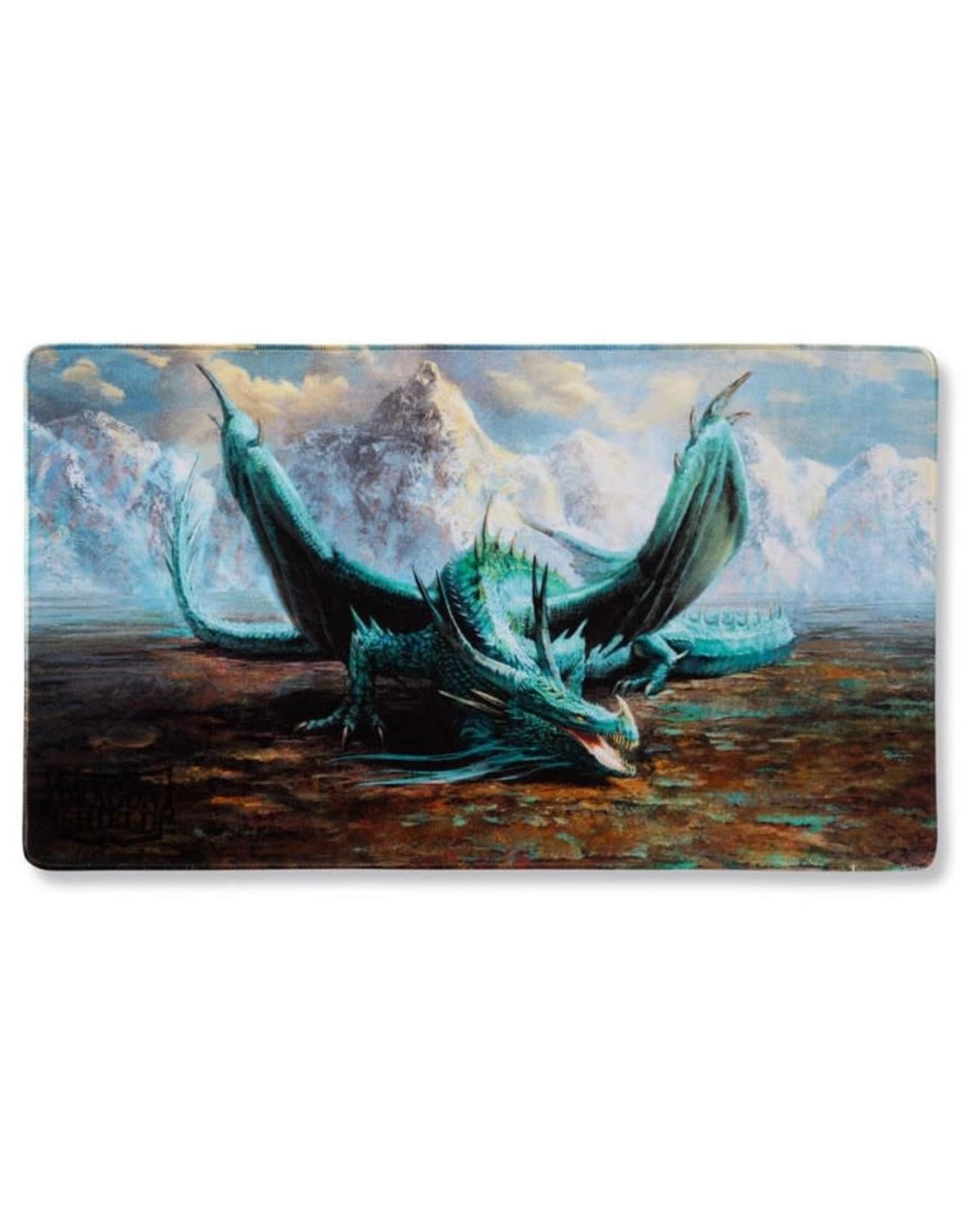 Dragon Shield Playmat: Dragon Shield - Art Cor Mint