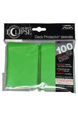 Ultra Pro Pro-Matte Eclipse Lime Green Card Sleeves (100)