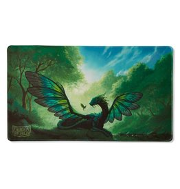 Dragon Shield Playmat: Dragon Shield - Art Rayalda Emerald