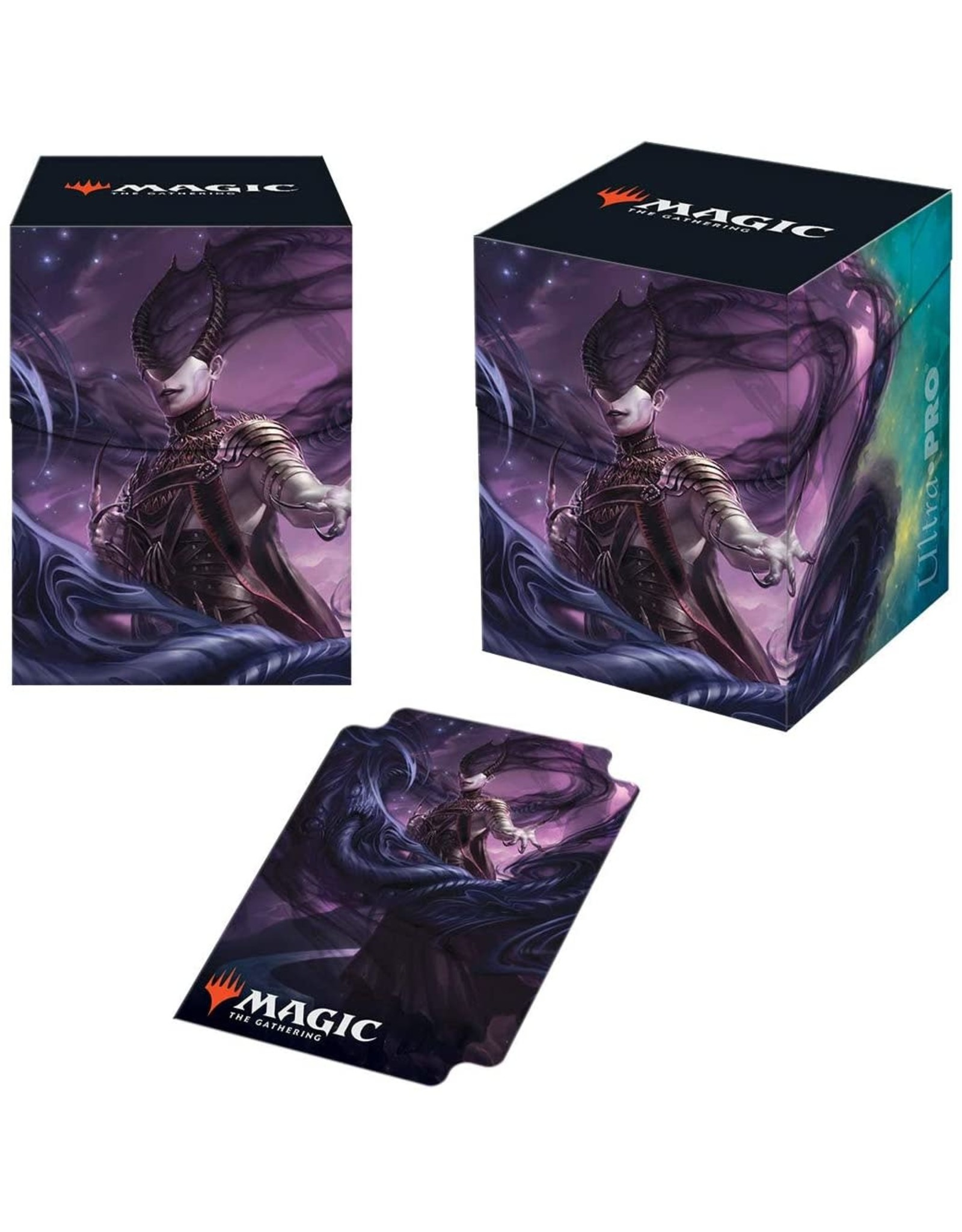 Ultra Pro Deck Box MTG Theros Beyond v1 - Ashiok Nightmare Muse