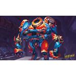 Fantasy Flight Games Playmat: Keyforge - Titan Guardian