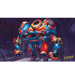 Fantasy Flight Games Playmat: Keyforge - Titan Guardian