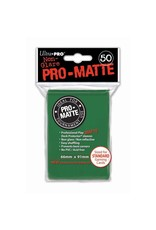 Ultra Pro Pro-Matte Green Card Sleeves (50)