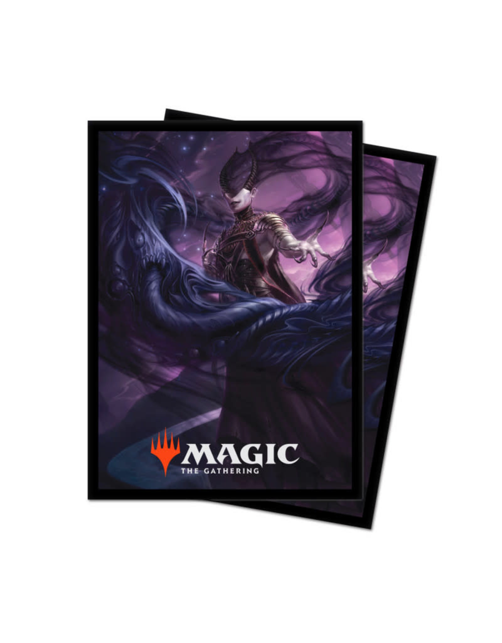 Ultra Pro Card Sleeves (100) MTG Theros Beyond Death v1 - Ashiok, Nightmare Muse