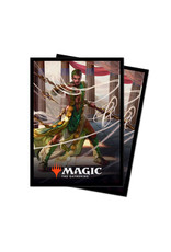 Ultra Pro Card Sleeves (100) MTG Theros Beyond Death v2 - Calix, Destiny's Hand