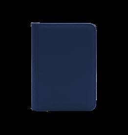 Dex Protection Dex 4-Pocket Zip Binder Dark Blue